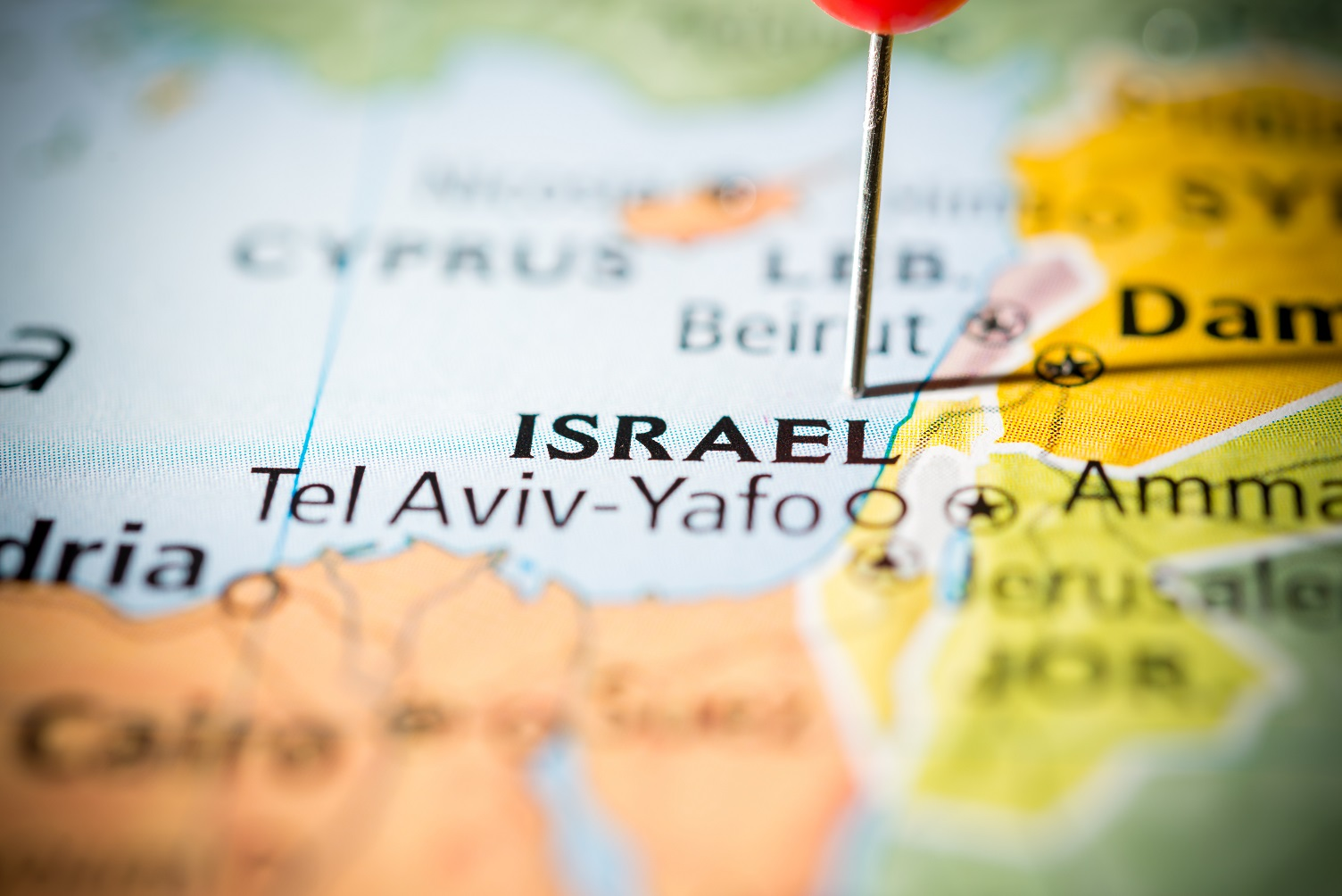 Welcome, Israel! | IGCS